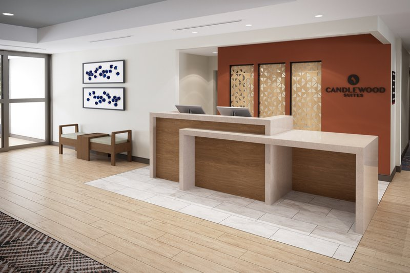 Candlewood Suites Aransas Pass-Entrance<br/>Image from Leonardo
