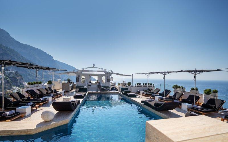 Hotel Villa Franca Positano-Pool<br/>Image from Leonardo