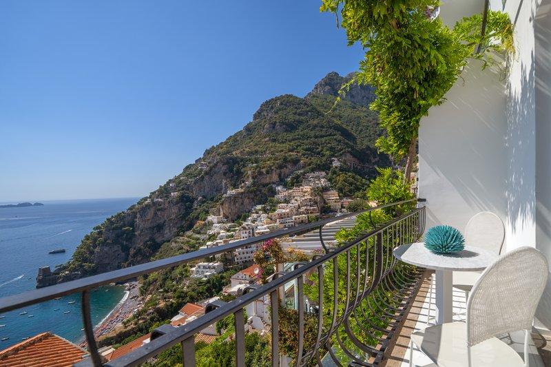 Hotel Villa Franca Positano-Room View<br/>Image from Leonardo