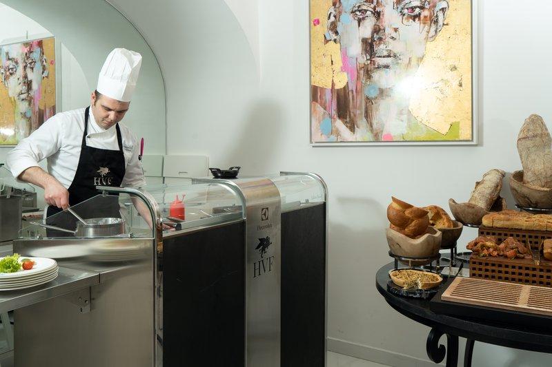 Hotel Villa Franca Positano-HVF Breakfast Time<br/>Image from Leonardo