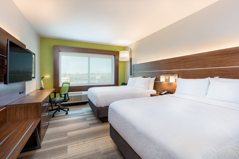 Holiday Inn Express And Suites Moreno Valley Riverside-Double Queen Guestroom<br/>Image from Leonardo