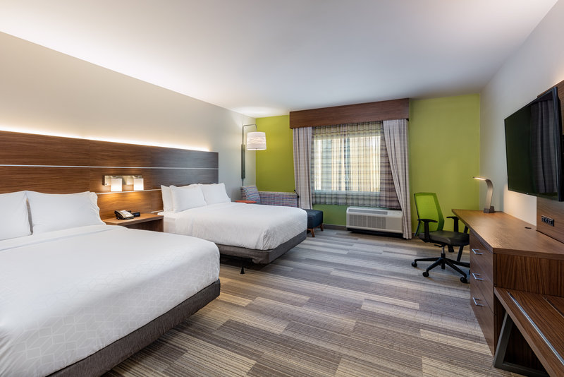 Holiday Inn Express And Suites Moreno Valley Riverside-Double Queen ADA Room<br/>Image from Leonardo