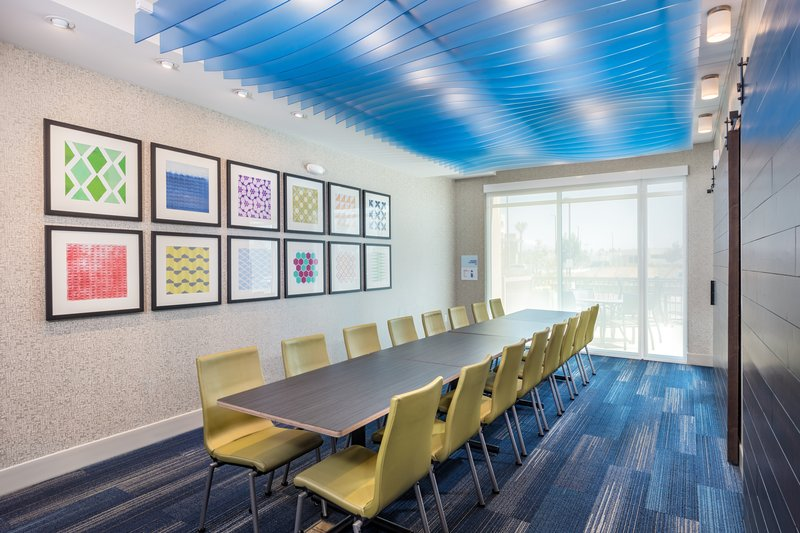 Holiday Inn Express And Suites Moreno Valley Riverside-Meeting Room<br/>Image from Leonardo