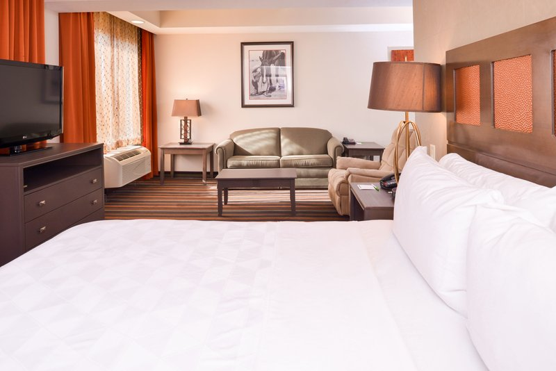 Holiday Inn Amarillo West Medical Center-Enjoy your stay in our relaxing Junior Suite<br/>Image from Leonardo