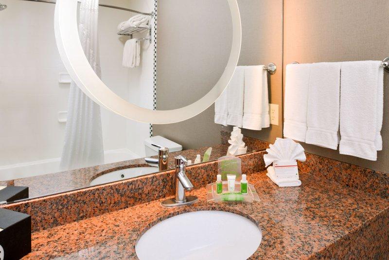Holiday Inn Amarillo West Medical Center-Guest Bathroom<br/>Image from Leonardo