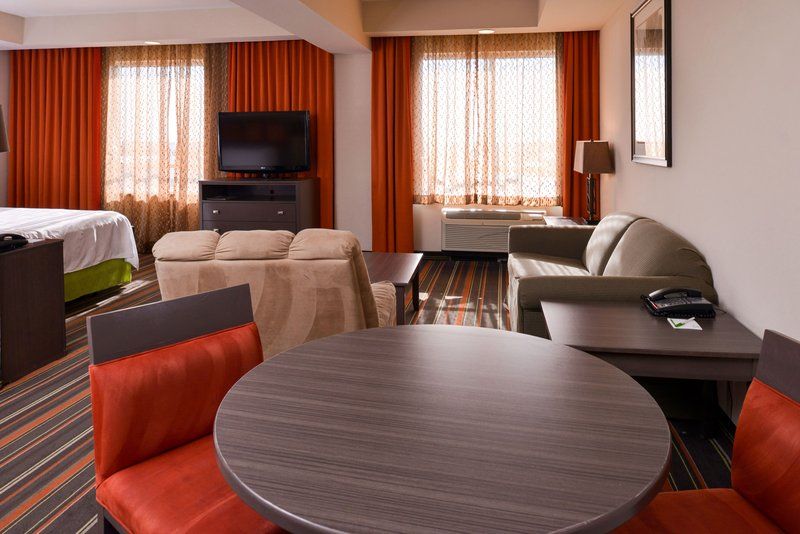 Holiday Inn Amarillo West Medical Center-Dining in is no problem in our Junior Suite.<br/>Image from Leonardo