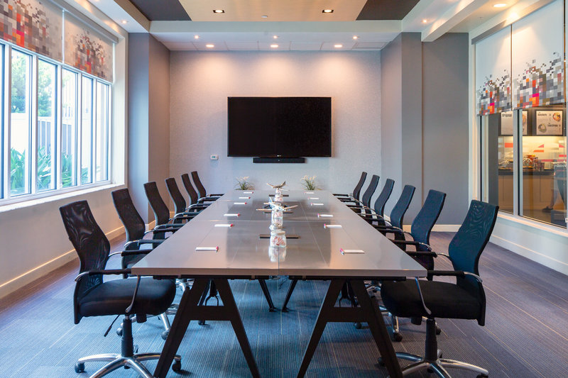 Aloft Tampa Downtown-Tactic Meeting Room<br/>Image from Leonardo