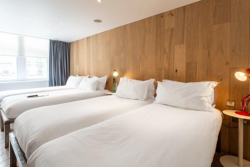 Grassmarket Hotel-Comfy Quad<br/>Image from Leonardo