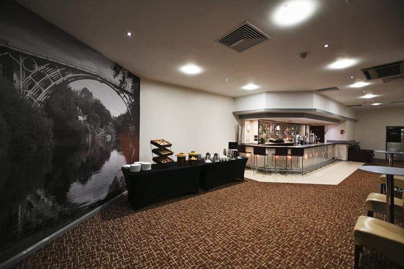 Holiday Inn Telford - Ironbridge-Pre-function Area<br/>Image from Leonardo