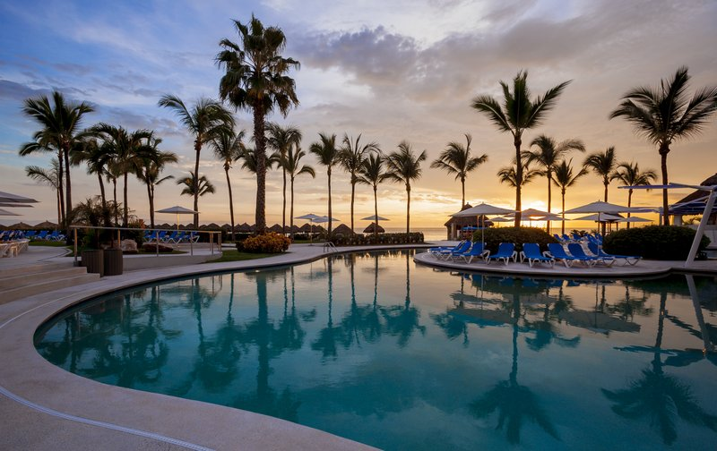 Hard Rock Hotel Vallarta-HRHVallarta  Pool<br/>Image from Leonardo