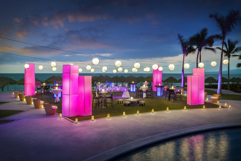 Hard Rock Hotel Vallarta-HRHVallarta Outdoor Event Setup<br/>Image from Leonardo