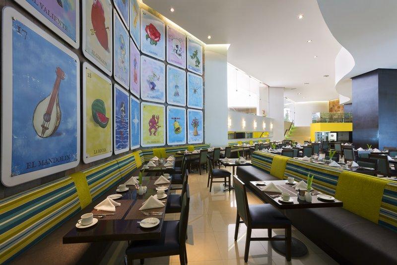 Hard Rock Hotel Vallarta - HRHVallarta Market Restaurant <br/>Image from Leonardo