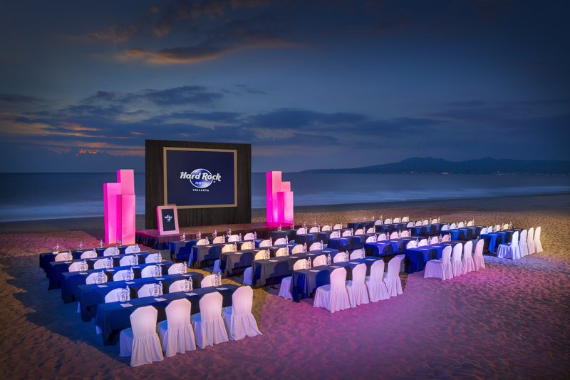 Hard Rock Hotel Vallarta-HRHVallarta Outdoor Meeting Setup<br/>Image from Leonardo