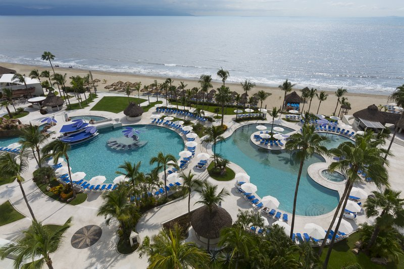 Hard Rock Hotel Vallarta-HRHVallarta Pool V<br/>Image from Leonardo