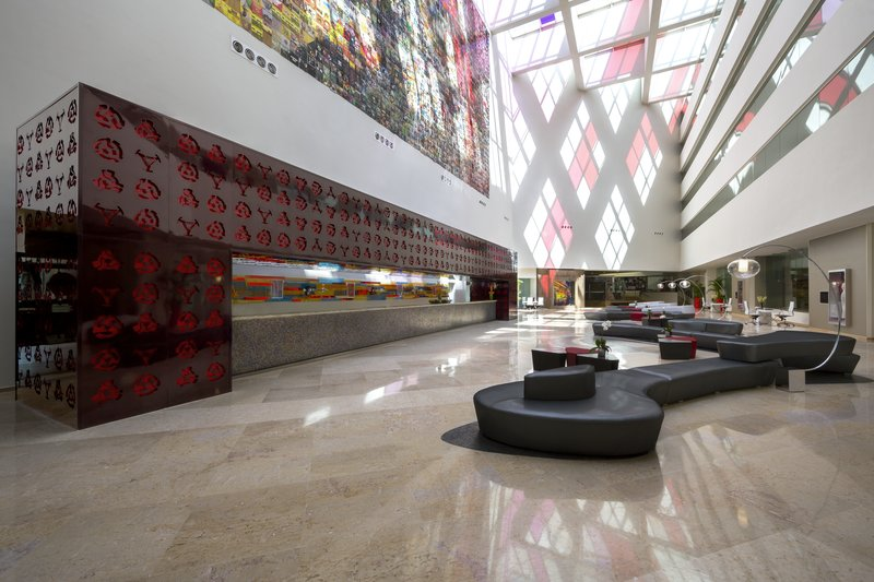 Hard Rock Hotel Vallarta - HRHVallarta Lobby V <br/>Image from Leonardo