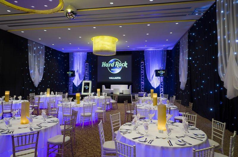 Hard Rock Hotel Vallarta - HRHVallarta Ballroom <br/>Image from Leonardo