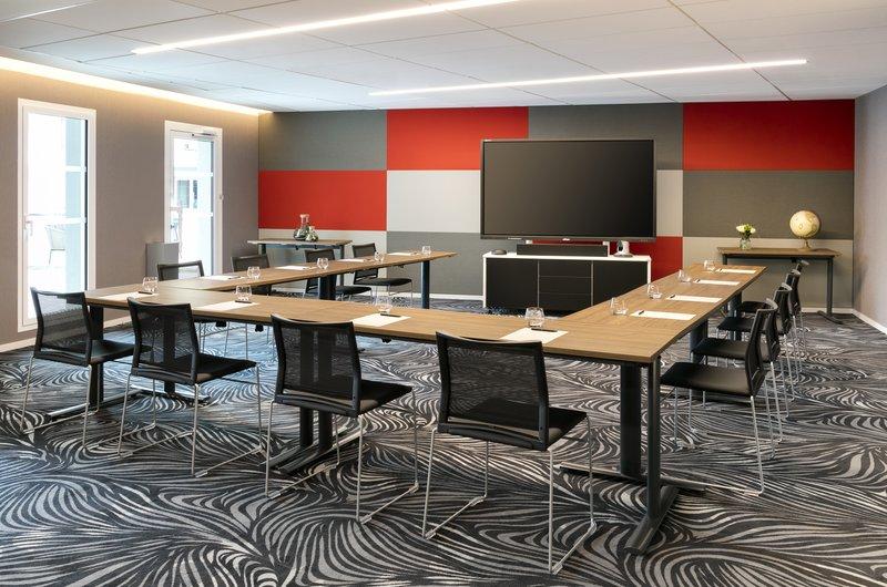 Citadines Confluent Nantes-Meeting Room, Citadines Confluent Nantes<br/>Image from Leonardo