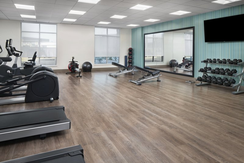 Holiday Inn Express & Suites Odessa I-20-Fitness Center- Go Wranglers<br/>Image from Leonardo