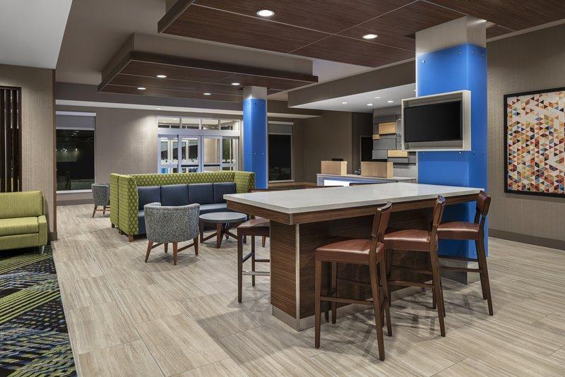 Holiday Inn Express & Suites Odessa I-20-Lobby- Near Ector County Coliseum PBIOS Oil Show<br/>Image from Leonardo