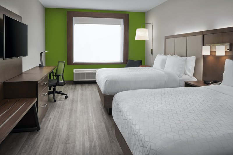 Holiday Inn Express & Suites Odessa I-20-Double Queen Bed Room<br/>Image from Leonardo