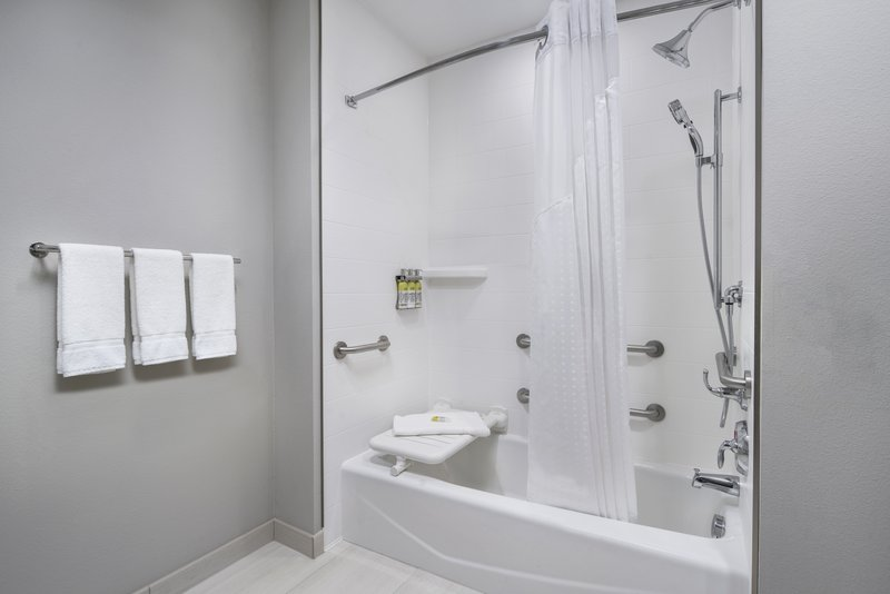 Holiday Inn Express & Suites Odessa I-20-King ADA Tub- Near Hospital and Ector County Courthouse<br/>Image from Leonardo