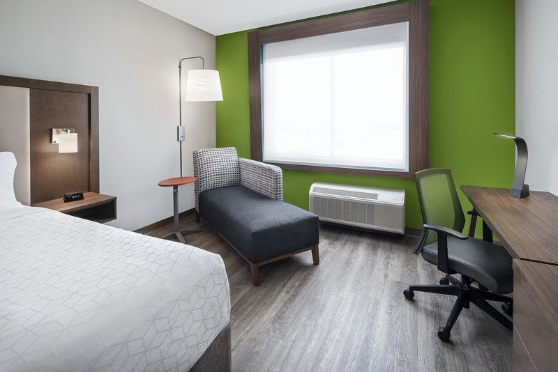Holiday Inn Express & Suites Odessa I-20-Standard King Room<br/>Image from Leonardo