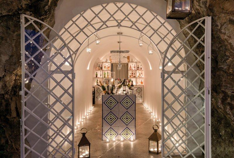 Santa Caterina Hotel-Grottino bar 2<br/>Image from Leonardo