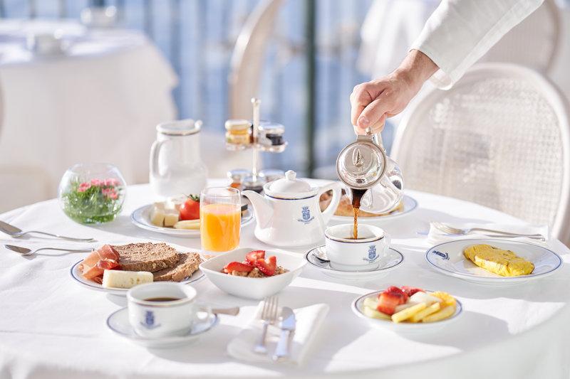 Santa Caterina Hotel-breakfast<br/>Image from Leonardo