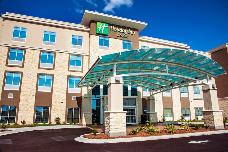 Holiday Inn Hotel And Suites Savannah Airport Pooler-Hotel Exterior<br/>Image from Leonardo