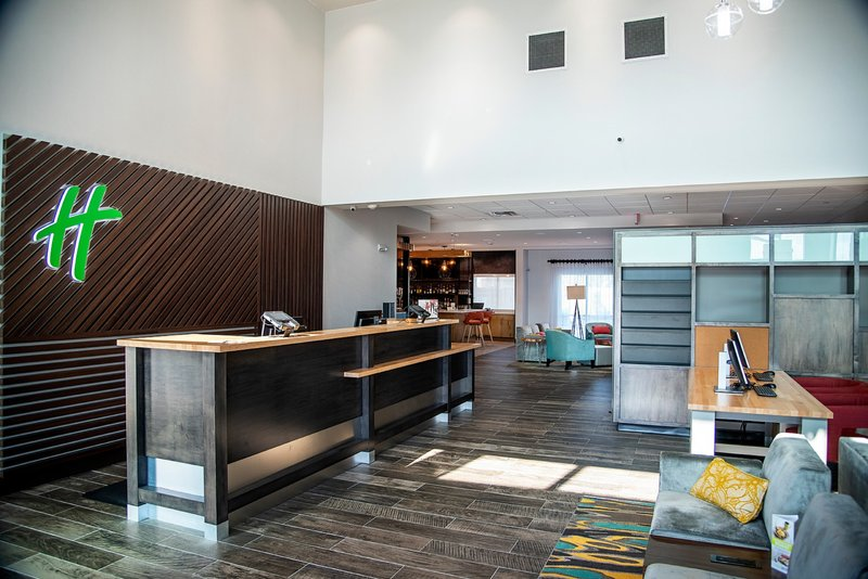 Holiday Inn Hotel And Suites Savannah Airport Pooler-Entrance<br/>Image from Leonardo