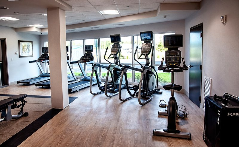 Holiday Inn Hotel And Suites Savannah Airport Pooler-Fitness Center<br/>Image from Leonardo