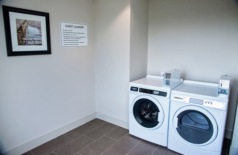 Holiday Inn Hotel And Suites Savannah Airport Pooler-Laundry Facility<br/>Image from Leonardo