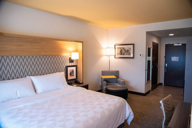Holiday Inn Hotel And Suites Savannah Airport Pooler-King Bed Guest Room<br/>Image from Leonardo