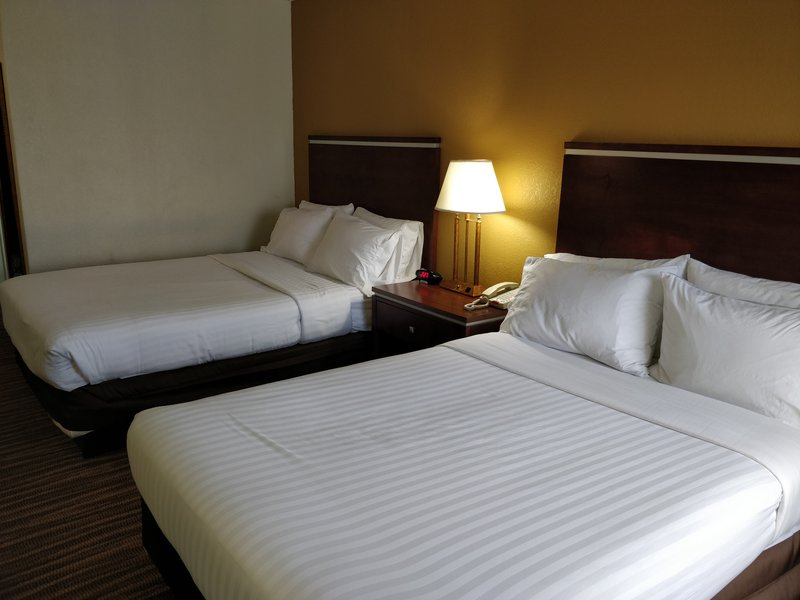 Holiday Inn Express Roanoke-Civic Center-Very comfortable room for up to 4 guests<br/>Image from Leonardo