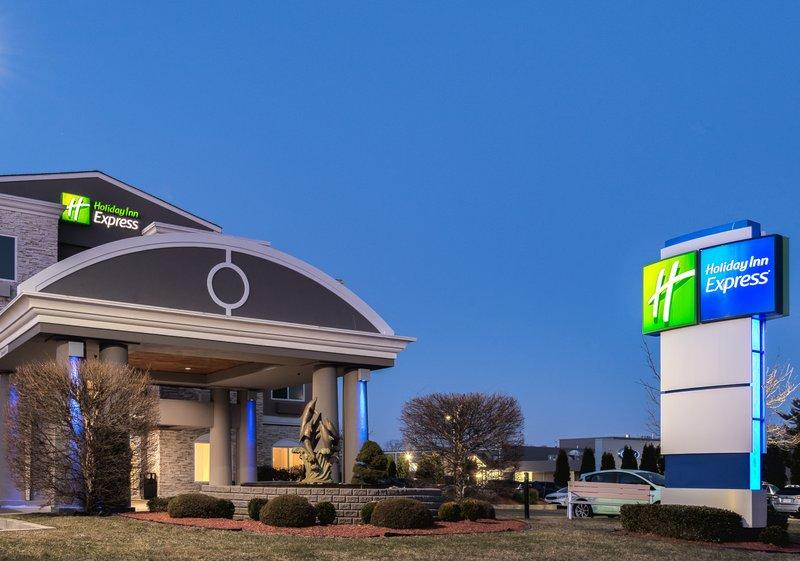 Holiday Inn Express Branford - New Haven-Welcome to the Holiday Inn Express Branford!<br/>Image from Leonardo