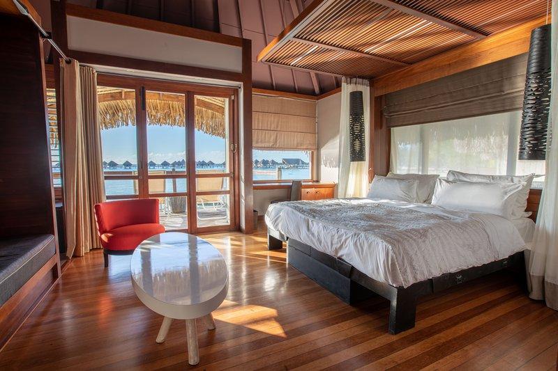 Le Meridien Bora Bora - King Classic Bungalow <br/>Image from Leonardo