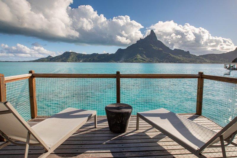Le Meridien Bora Bora - Overwater Lagoon Bungalow <br/>Image from Leonardo