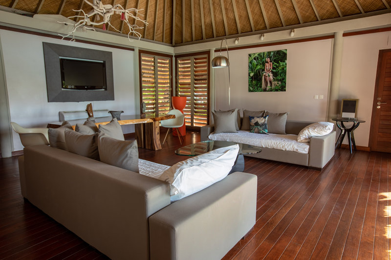 Le Meridien Bora Bora - Pool Beach Villa <br/>Image from Leonardo