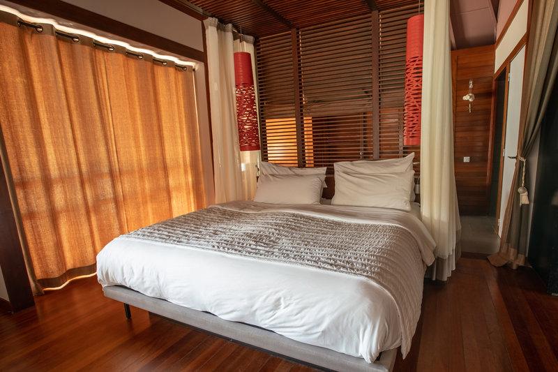 Le Meridien Bora Bora - King Pool Beach Villa <br/>Image from Leonardo