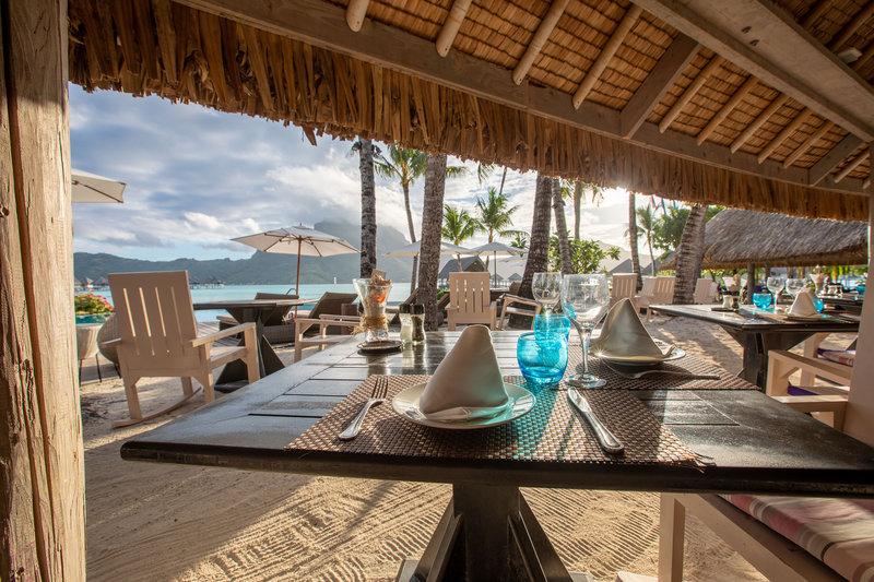 Le Meridien Bora Bora - Le Te Ava <br/>Image from Leonardo