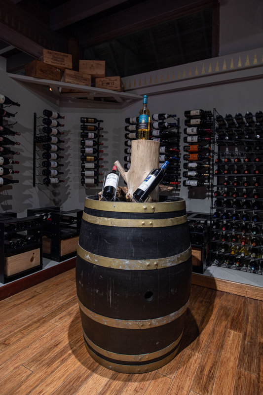 Le Meridien Bora Bora - Wine Bar Hapaina <br/>Image from Leonardo