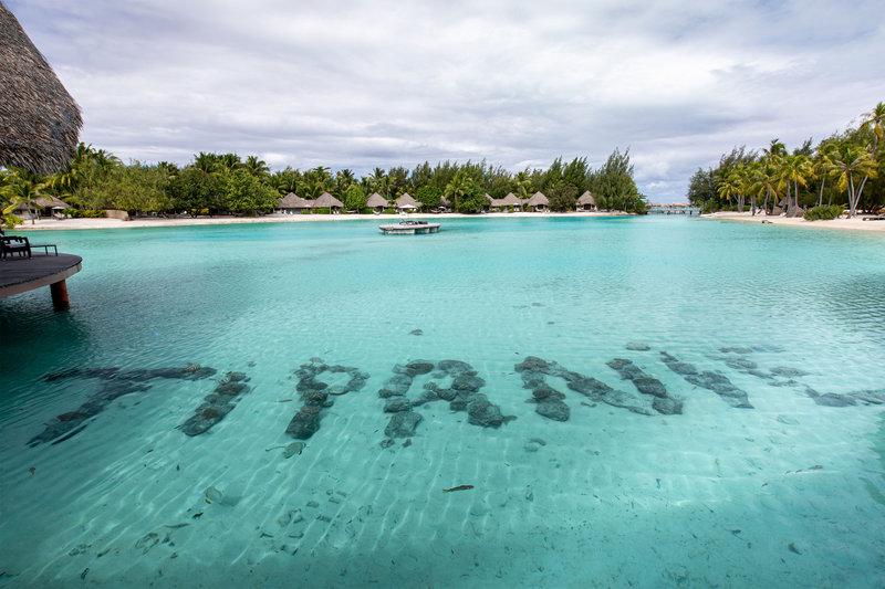 Le Meridien Bora Bora - Le Tipanié <br/>Image from Leonardo