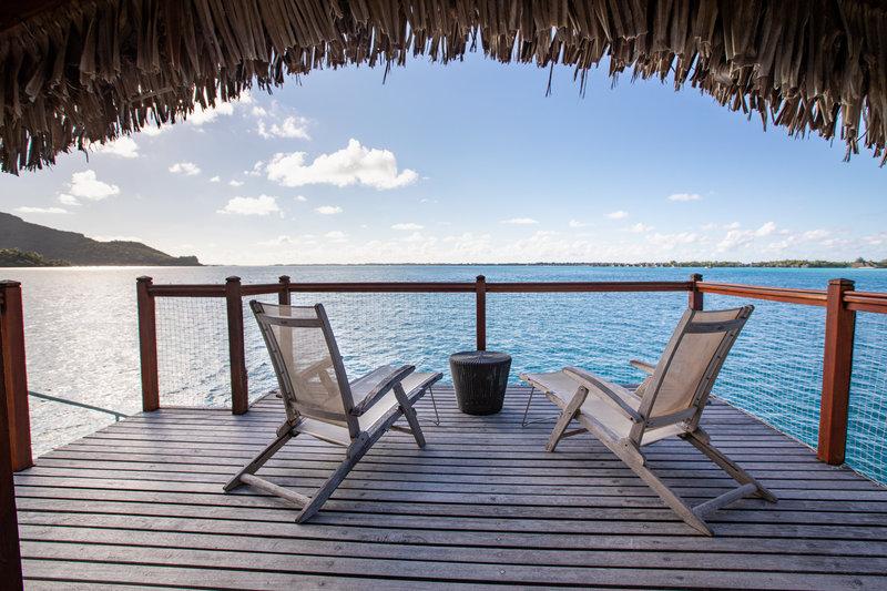 Le Meridien Bora Bora - View <br/>Image from Leonardo