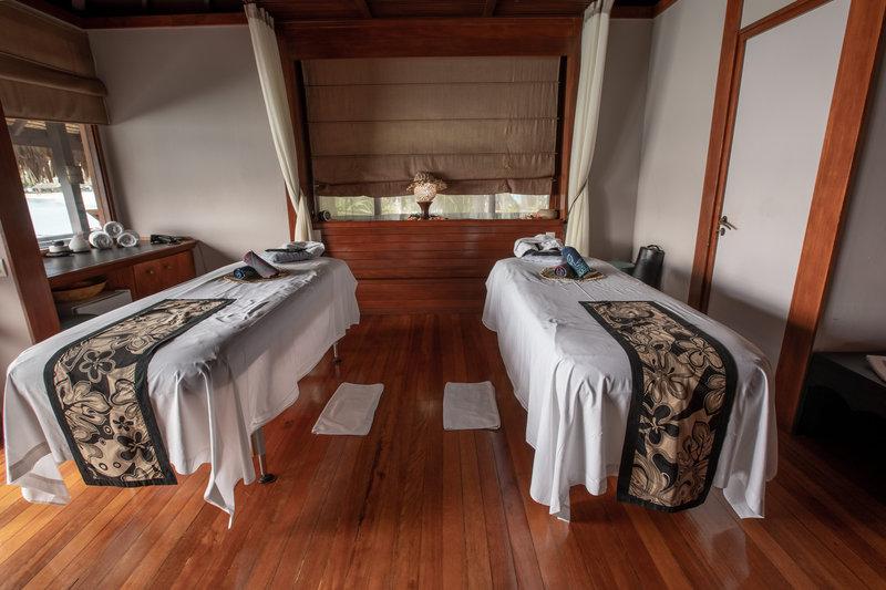 Le Meridien Bora Bora - Wellness Center <br/>Image from Leonardo