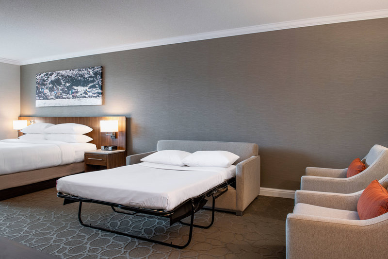 Delta Hotels by Marriott St John's Conference Centre-Leisure Suite - Pull-out Sofa<br/>Image from Leonardo