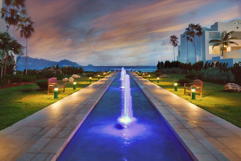 CuisinArt Golf Resort & Spa.-Walkway Sunset<br/>Image from Leonardo