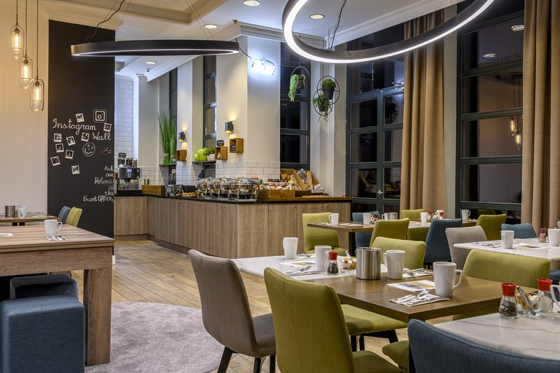 Holiday Inn Brussels - Schuman-Breakfast area<br/>Image from Leonardo