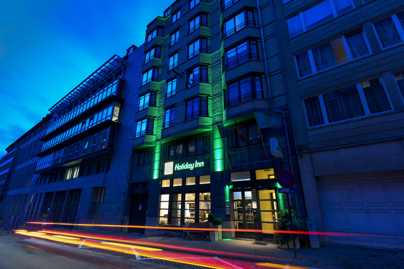 Holiday Inn Brussels - Schuman-Exter,am view on hotel<br/>Image from Leonardo