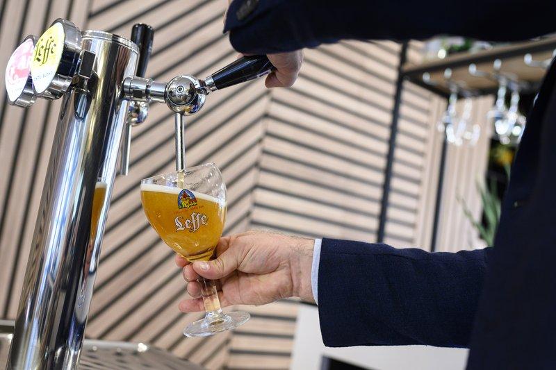 Holiday Inn Brussels - Schuman-Draft beer<br/>Image from Leonardo