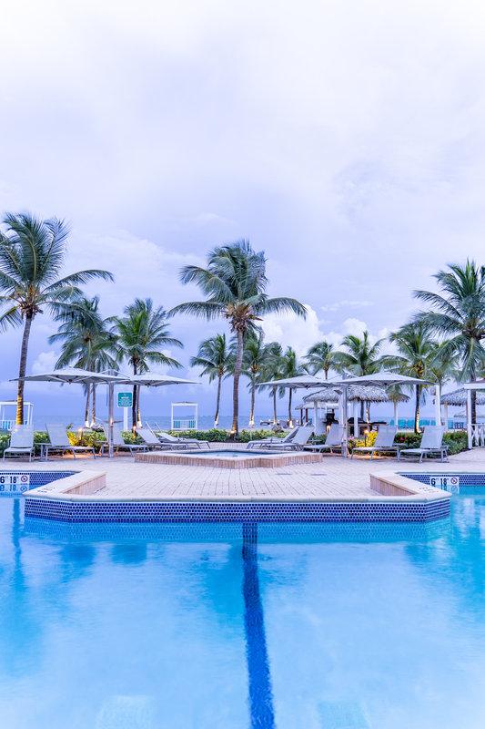 Holiday Inn Resort Grand Cayman-pool, paradise, ocean view, ocean front, sunrise<br/>Image from Leonardo